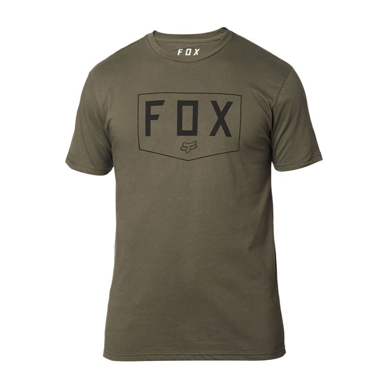 Camiseta Fox Shield SS Premium Hombre