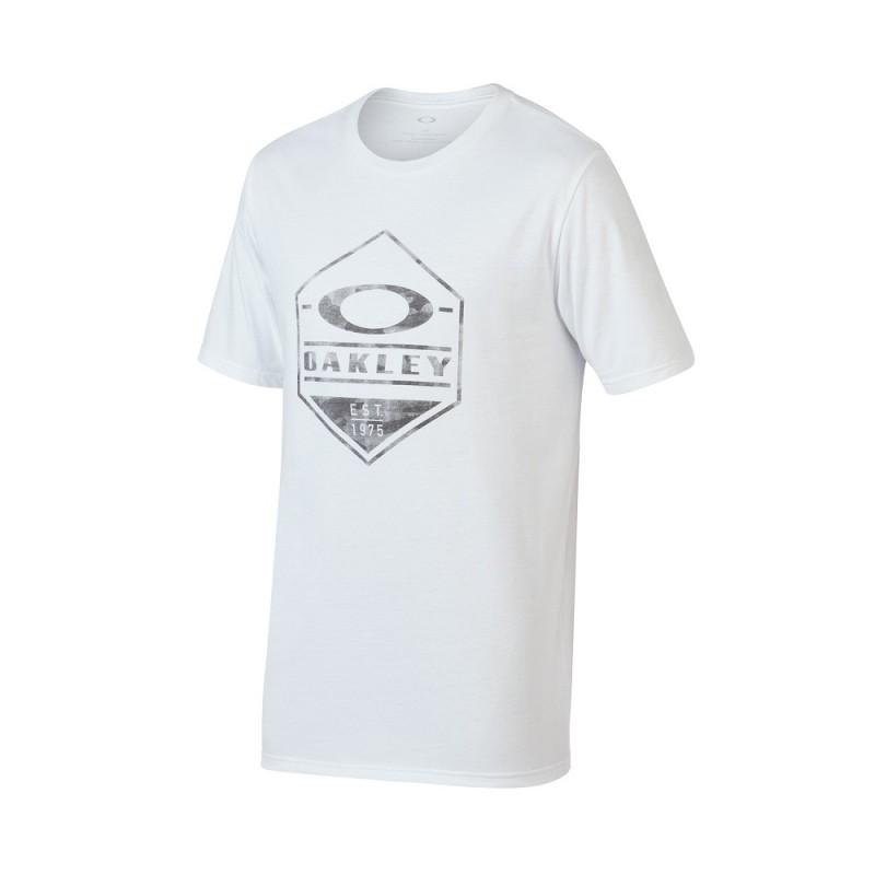 Camiseta Oakley 50 Camo Hombre