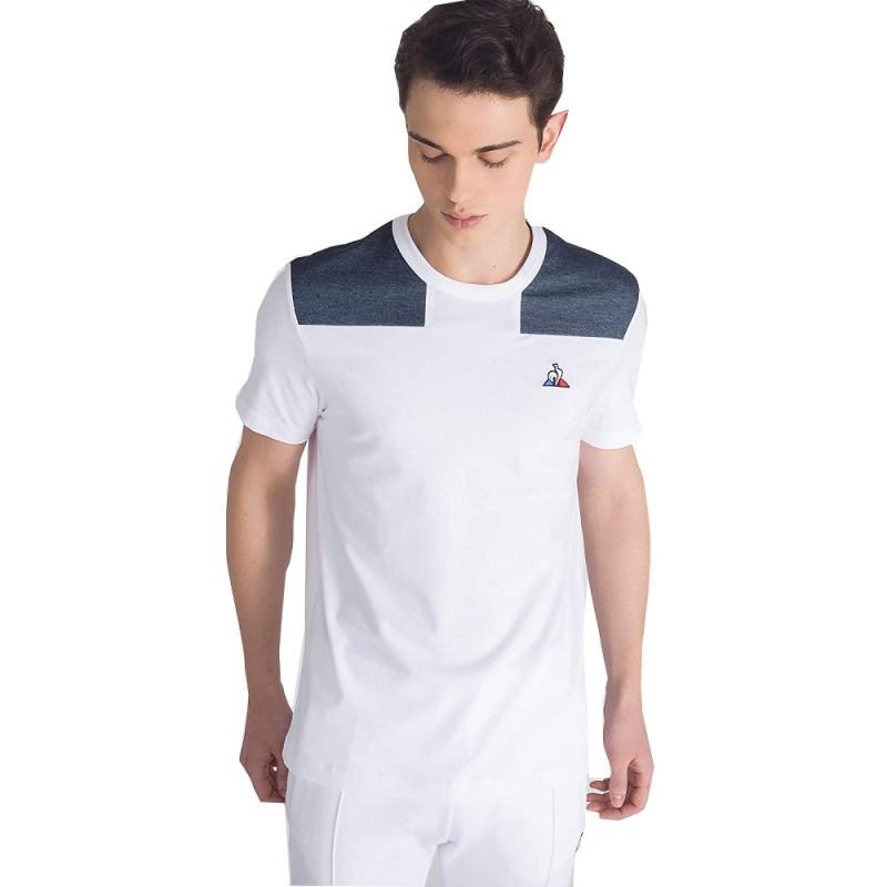 Camiseta Le Coq Sportif Tri Tee Hombre