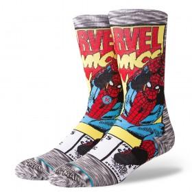 Medias Stance Spiderman Hombre