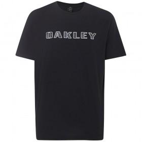 Camiseta Oakley Camo Logo Hombre