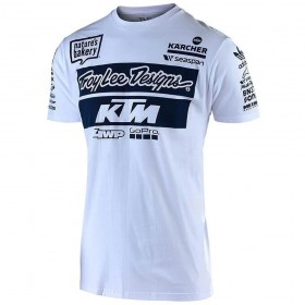 Camiseta Troy Lee KTM Team Hombre