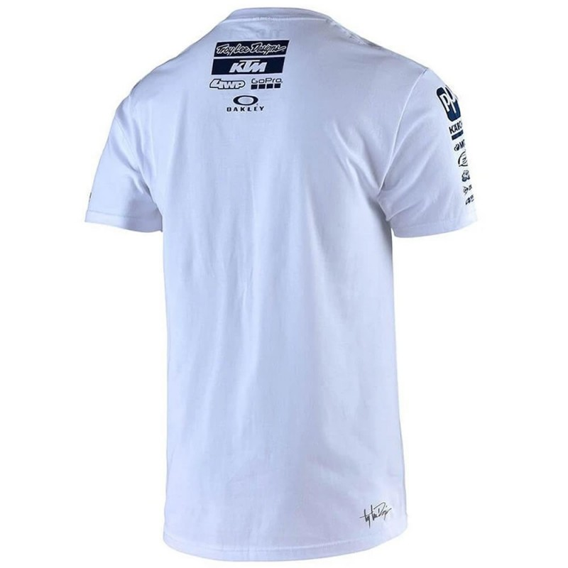 Camiseta Troy Lee KTM Team Hombre