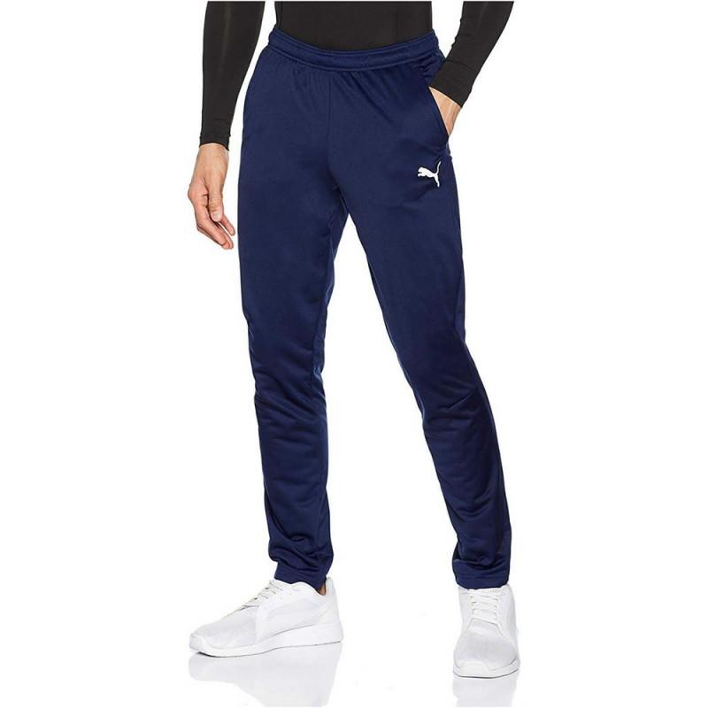 Pantalon Puma Liga Hombre Azul Tienda Multisports Online
