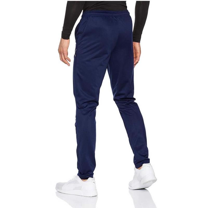 emitir Talentoso Conectado  Pantalon Puma Liga Hombre Azul | Tienda Multisports Online