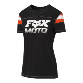 Camiseta Fox Charger Knit Mujer