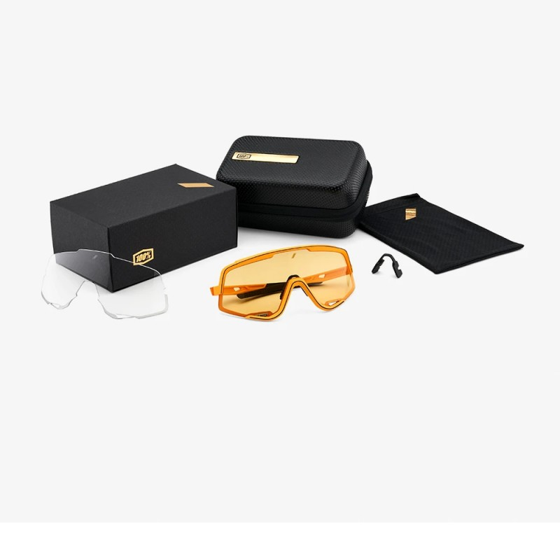 Gafas 100% Glendale Soft Tact