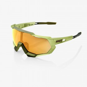 Gafas 100% Speedtrap Mate Metalico