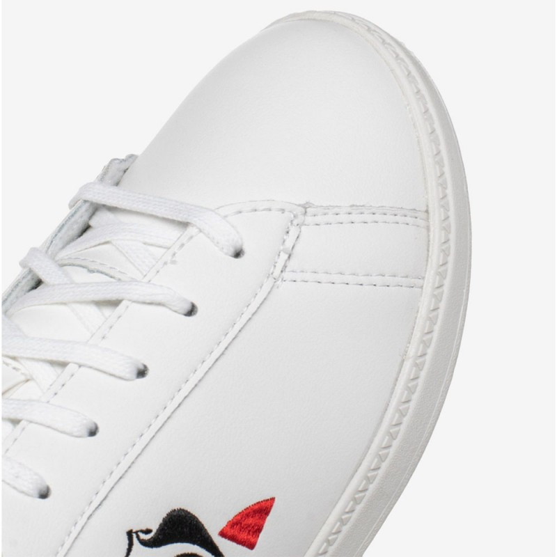 Tenis Le Coq Sportif Courtset Gs Mujer