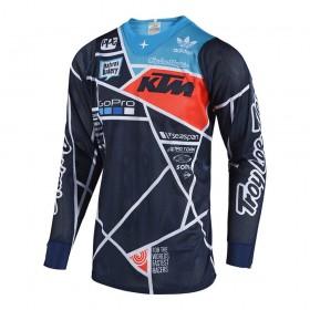 Jersey Troy Lee Designs Metric KTM Hombre