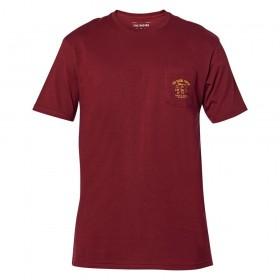 Camiseta Fox Premium con Bolsillo Llave Hombre