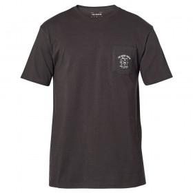 Camiseta Fox Premium con Bolsillo Wrenched Hombre