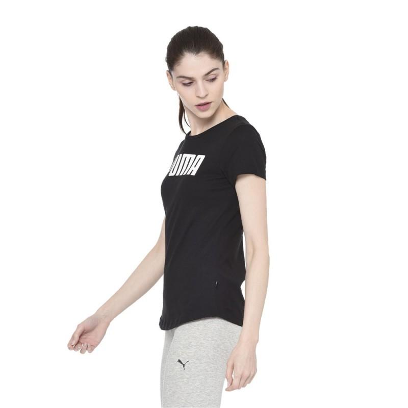 Camiseta Puma Essentials Mujer