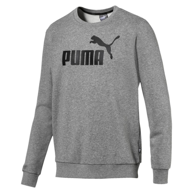 Buzo Puma de cuello redondo Essentials Hombre