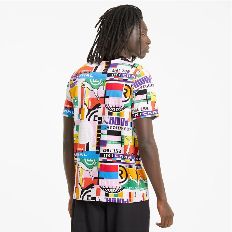 Camiseta Puma INTL Hombre