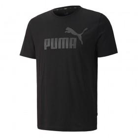 Camiseta Puma Ess+Logo Hombre