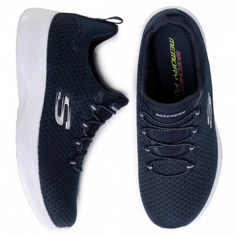 Tenis Skechers Dynamight NVY Mujer