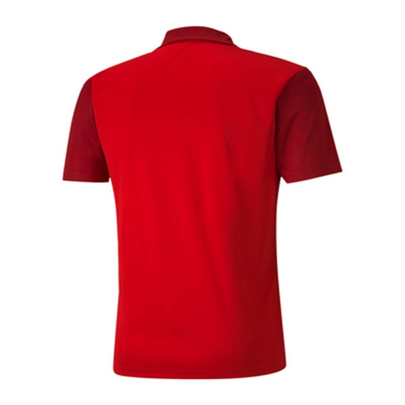 Camiseta Puma Goal Sideline Red Hombre