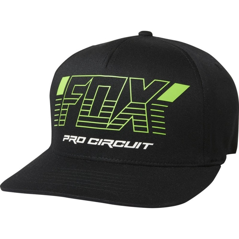 Gorra Fox Pro Circuit Flexfit