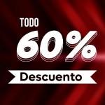 Descuento 60%